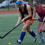 Field Hockey Drills - One on One Drill