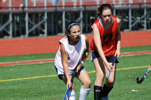 Field Hockey Training - One on One Drills