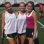 Field Hockey Practice