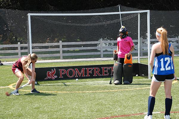 Field Hockey Training - Coaching Shooting