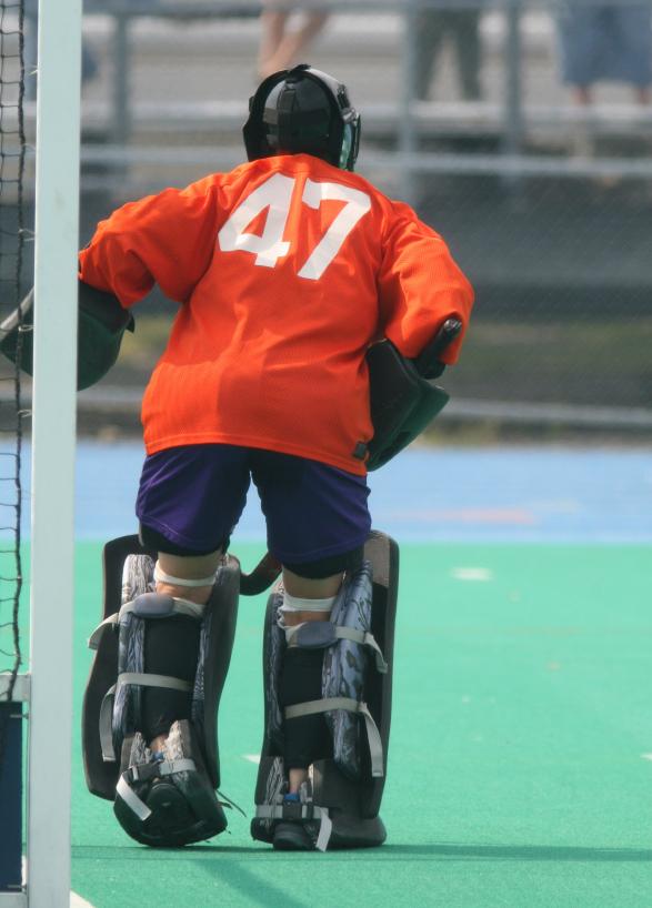Field Hockey Camps - Goalie Training