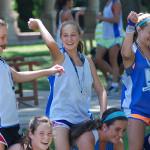 Build Team Spirit at Revolution Field Hockey Camps