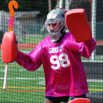 Field Hockey Camps - Goalie Positioning Revolution Rise