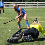 Field Hockey Camps - Goalie Sliding Save Revolution Rise