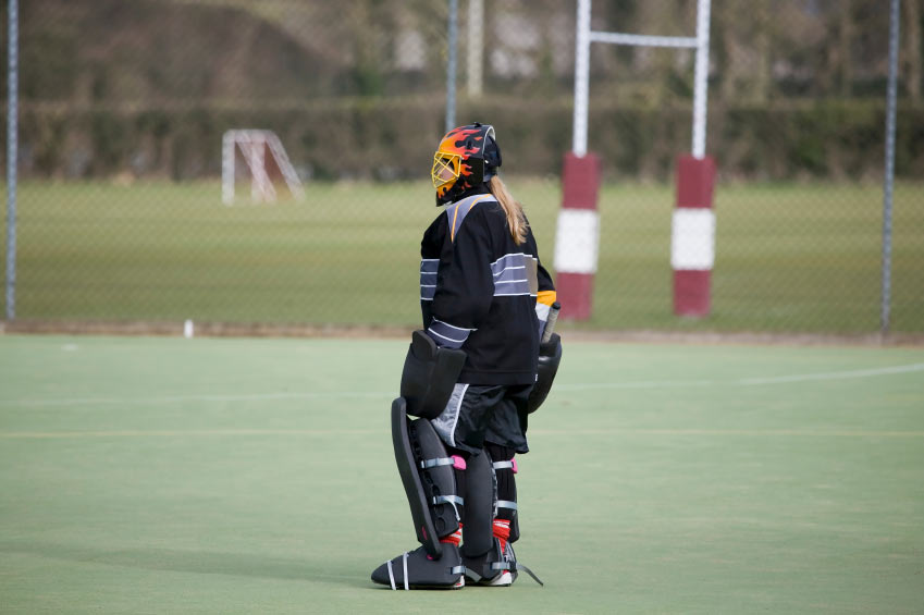Field Hockey Camps - Goalie View