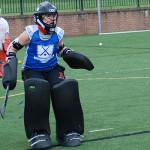 Field Hockey Training - Goalie Positioning Bates College