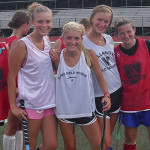 Field Hockey Camps - Group Smiles St. Joseph
