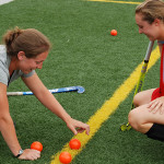 Field Hockey Training - Shooting Drills