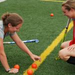 Field Hockey Training - Shooting Drills
