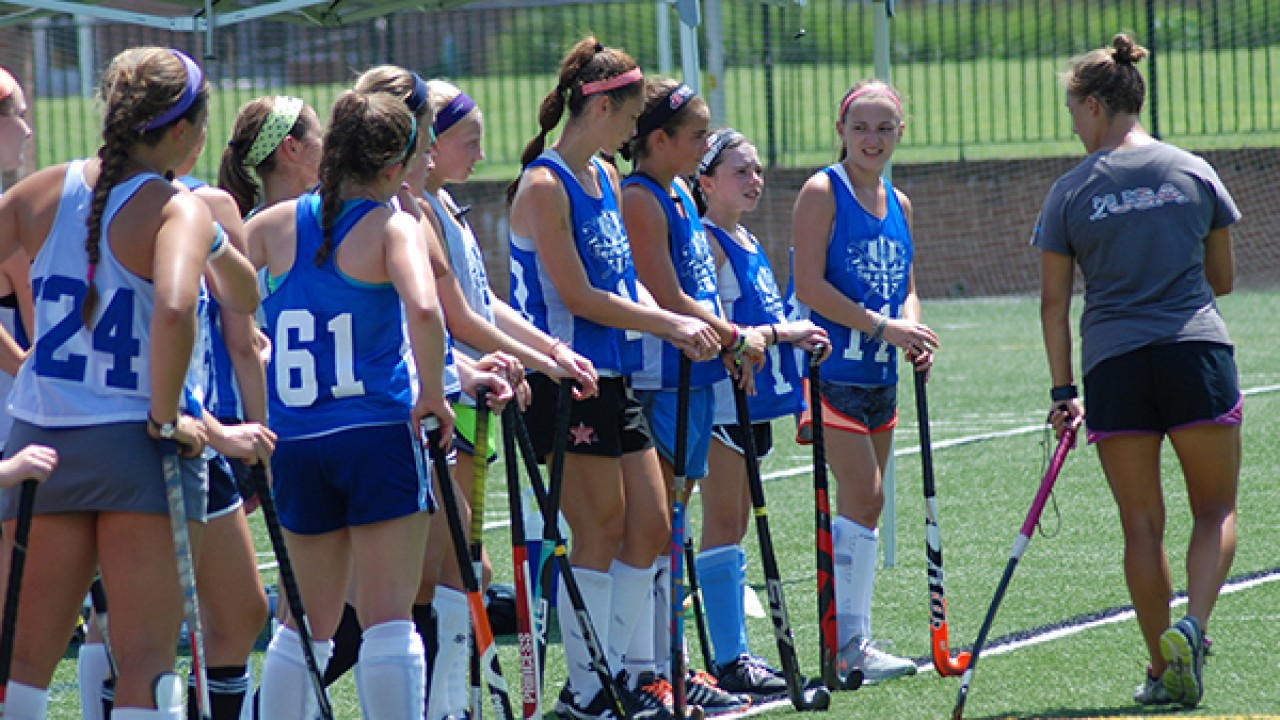 5 Field Hockey Drills To Help You Improve On The Field Revolution