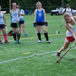 Field Hockeyt Training - Teaching Follow Through