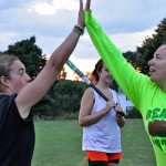 Field Hockey Camps - Coaches High Five