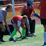 Field Hockey Training - Defending The Goal
