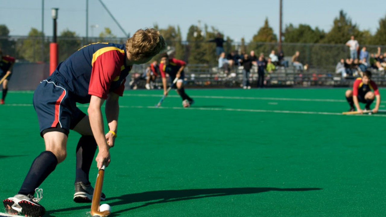 Field Hockey Players Are Never Too Young