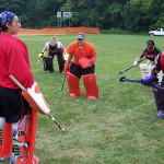 Field Hockey Training - Goalie Positioning Coaching Smith College