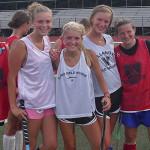 Field Hockey Camps - Group Smiles St. Joseph