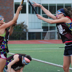 Field Hockey - Stick Celebrations