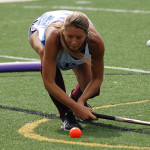 Field Hockey Drills - Stopping the Ball