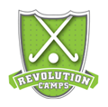 Field Hockey Camps - Revolution Field Hockey Logo